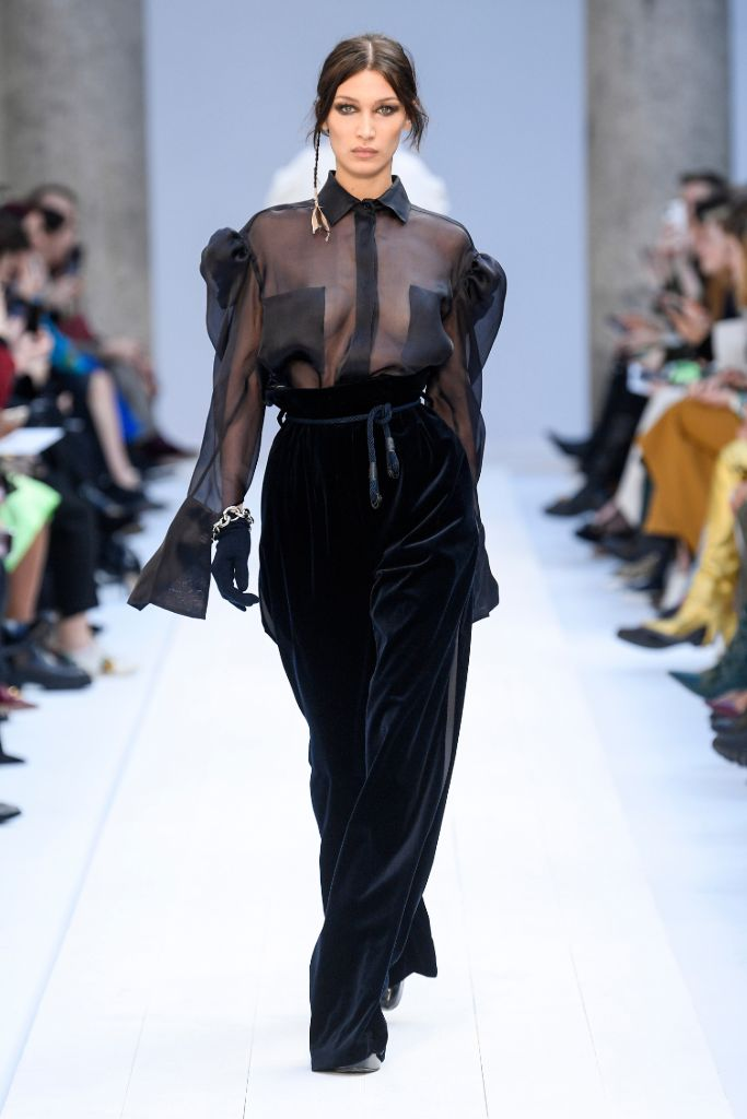 max mara, fall 2020, top trends, milan fashion week