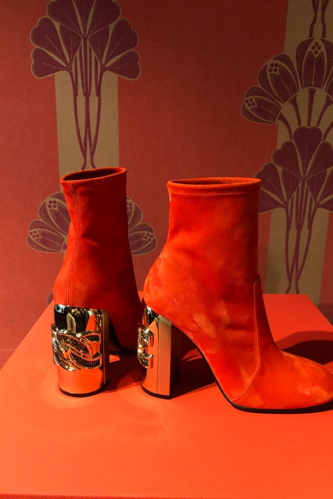 casadei, fall 2020, top trends, milan fashion week