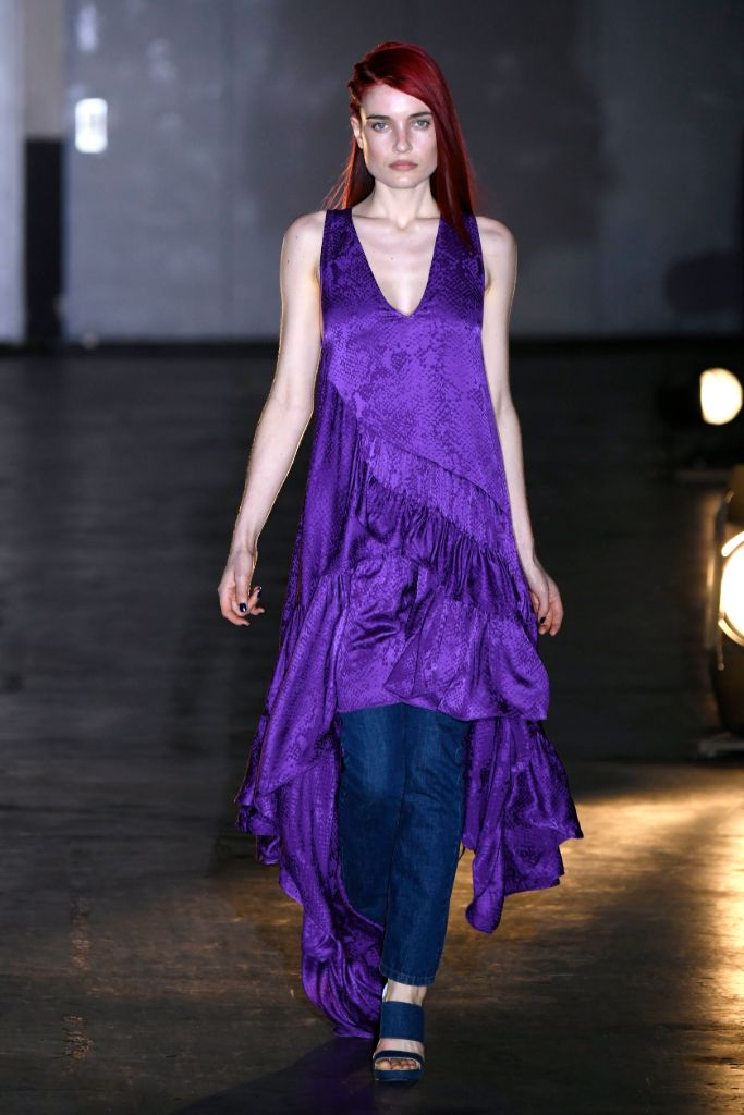 koche, fall 2020, paris fashion week
