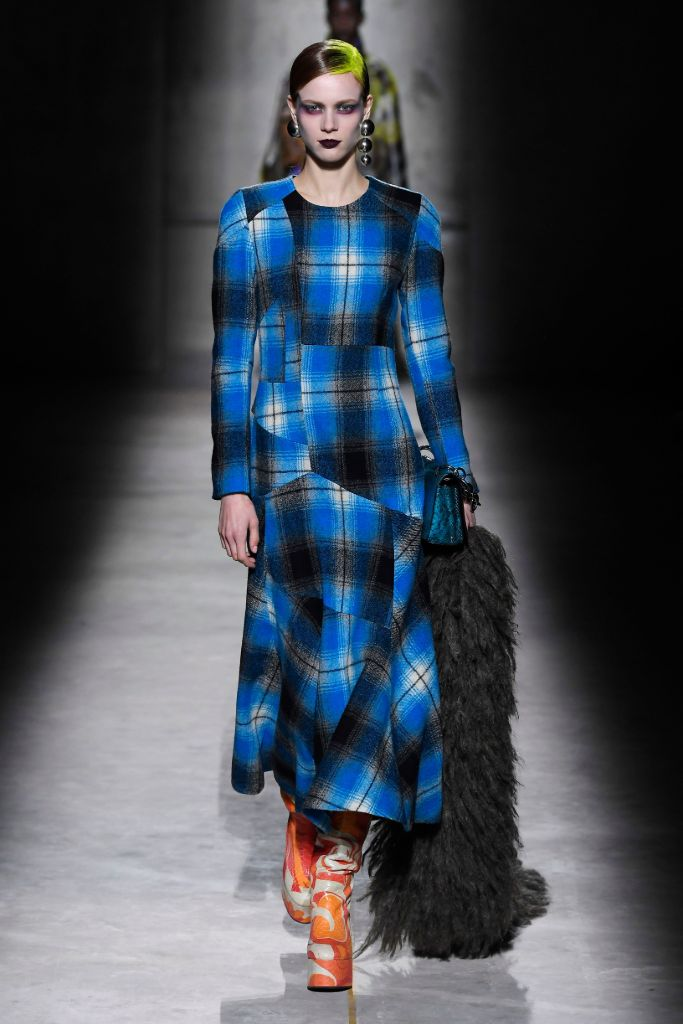 dries van noten, fall 2020, paris fashion week, trends