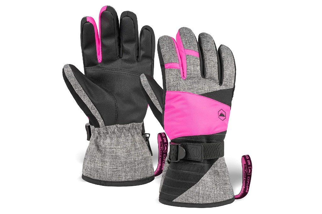 Tough Outdoors Ski Gloves