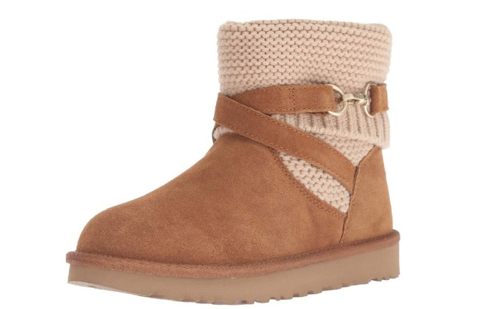 ugg Women's Purl Strap Boot
