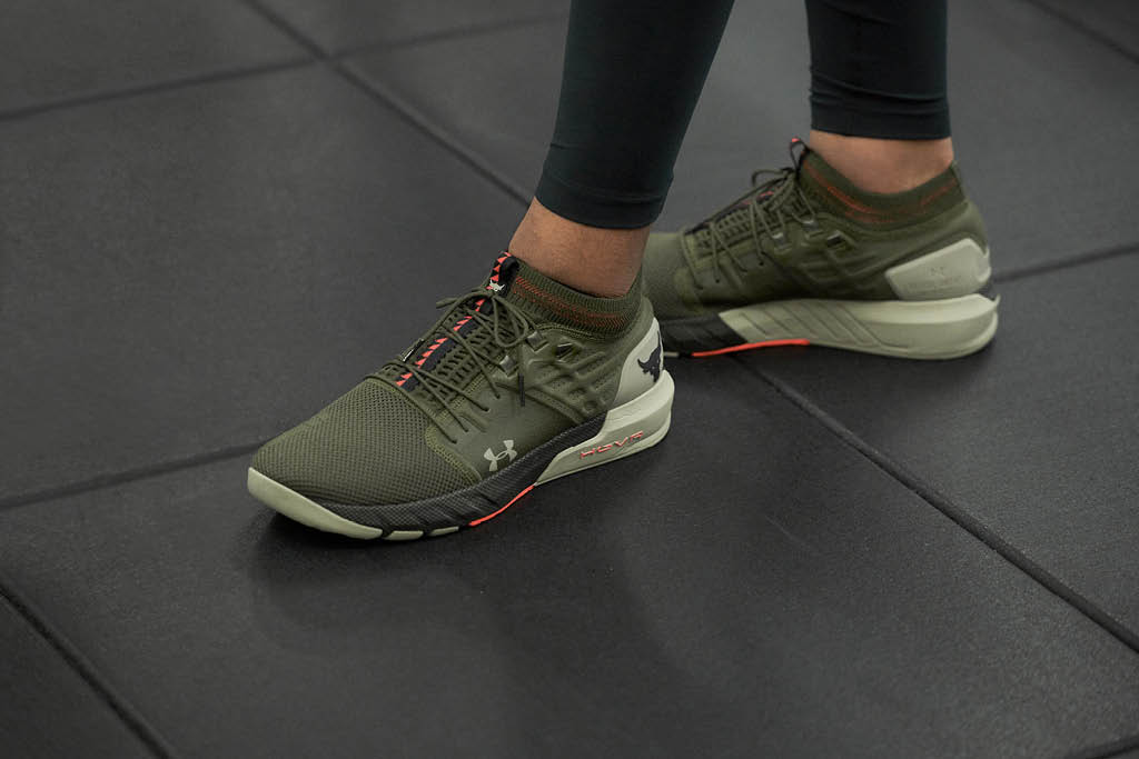 shoes project rock