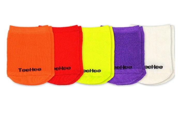 TeeHee Womens Toe Socks