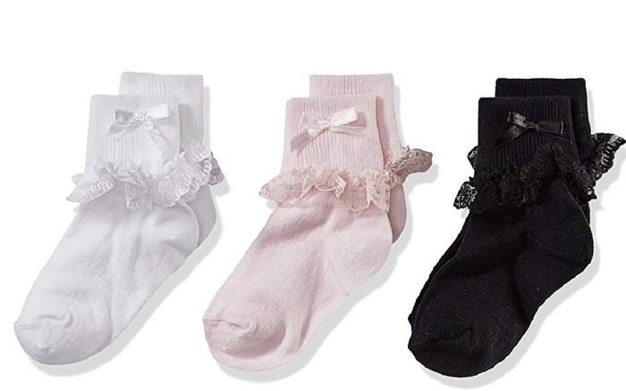 toddler dress socks girl
