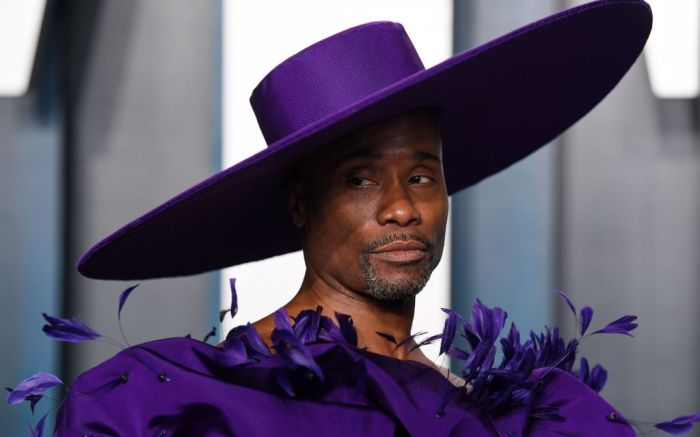 vanity fair party, 2020 oscars, billy porter, best dressed