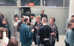 Vans ComfyCush Art Exhibit