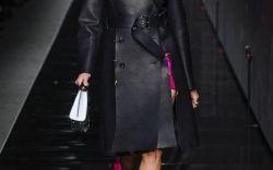 Versace Runway Show at MFW