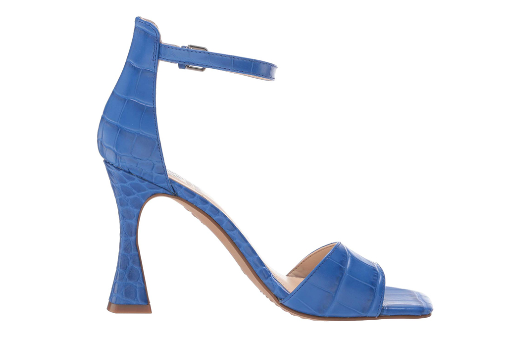 vince camuto flared heels