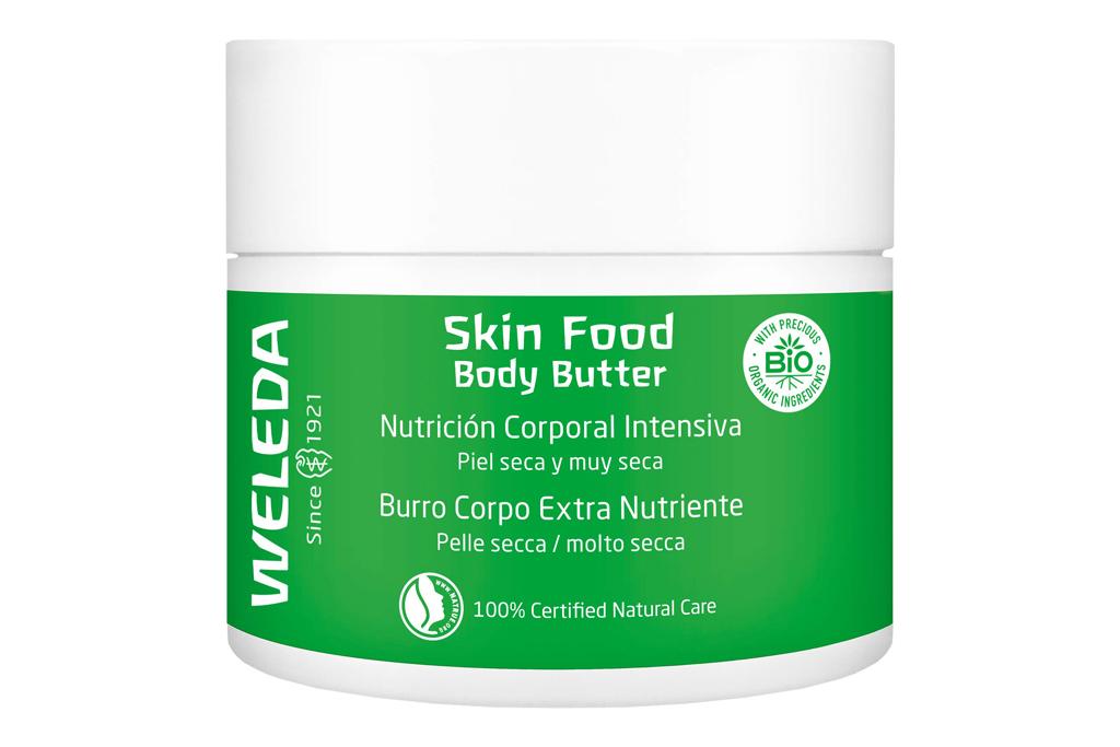 weleda, body butter