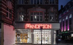 JW Anderson London store