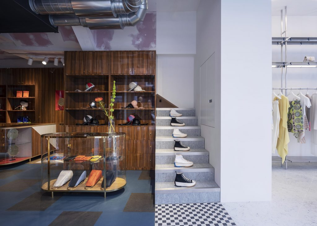 JW Anderson London store