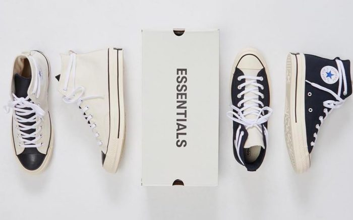 Fear of God x Converse Chuck 70 Collaboration