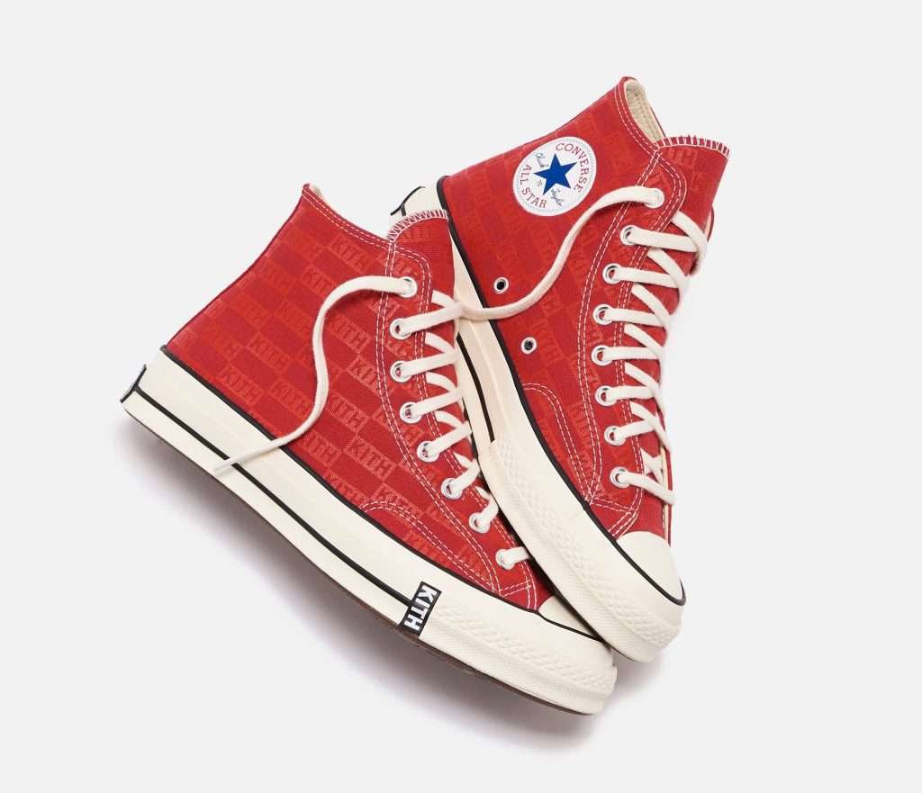 Kith x Converse Chuck Taylor 1970 'Red'