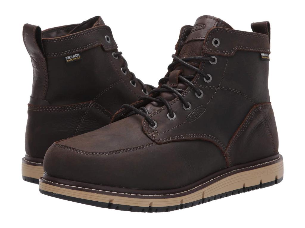 keen boot, men's work boots
