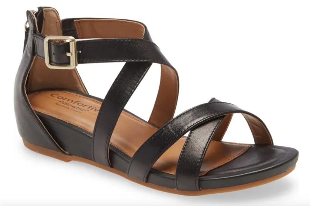 Comfortiva Melody Sandal, best spring sandals