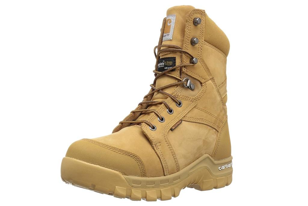 Carhartt Rugged Flex Insulated Work Boot, men's insulated work boots