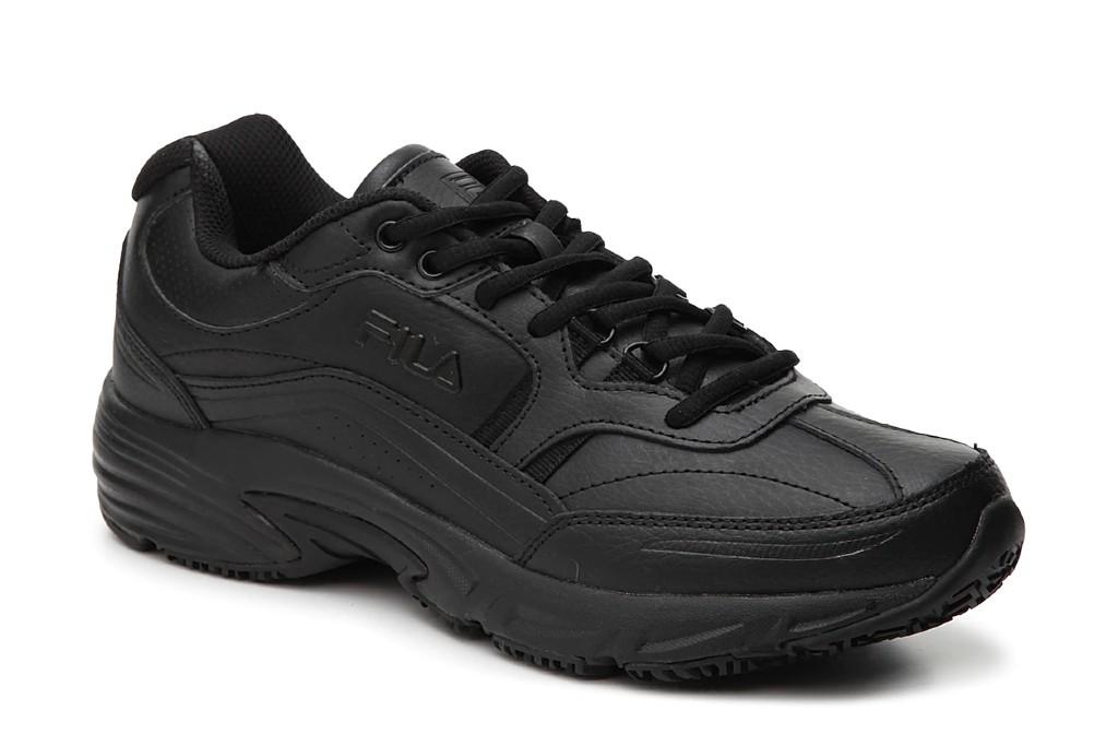 Fila Memory Workshift Sneaker, men's slip-resistant work shoes