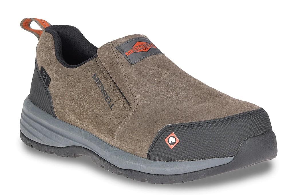 Merrell Windoc Slip-On Sneaker, men's slip-resistant work shoes