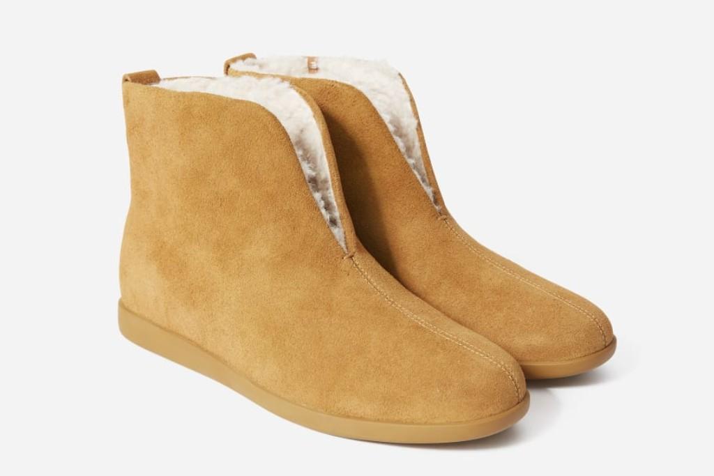 everlane renew boot, boot slippers for women
