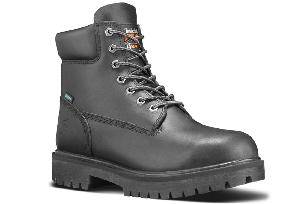 Timberland Pro Direct Attach 6-Inch Soft Toe Boot, work boots for men