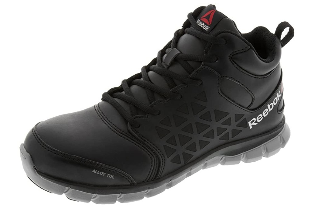 Reebok Sublite Cushion Alloy Toe Work Boot, work boots for men