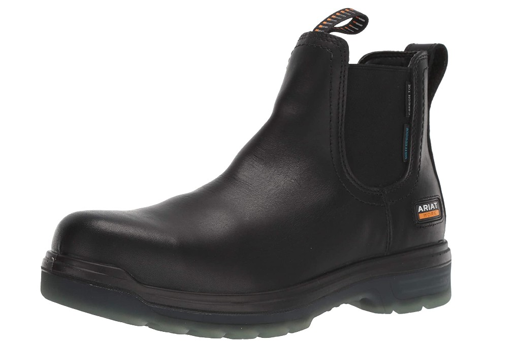 Thorogood Crosstrex 6-inch WP Composite Toe Work Boot, work boots for men