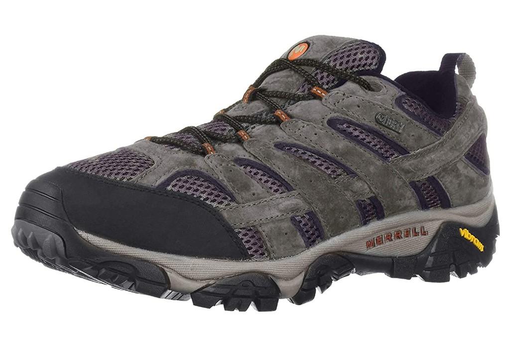 men's hiking shoes, Merrell Men's Moab 2 Waterproof Hiking Shoe