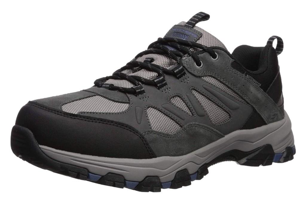 Skechers Selmen-Enago Trail Oxford Hiking Shoe, men's hiking shoes
