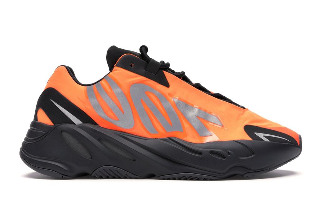 """Yeezy Boost 700 MNVN """"Orange"""", orange, yeezy"""