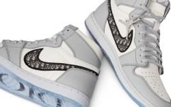 The Dior x Air Jordan 1