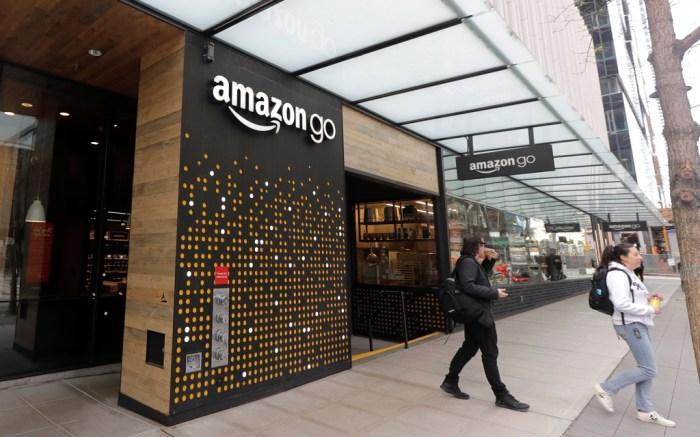 Amazon Go, Seattle, store
