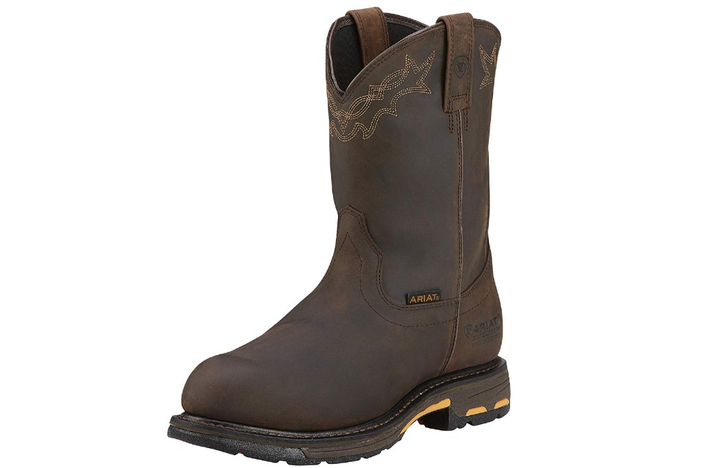 Ariat Men's Workhog Pull-on H2O Composite Toe boot