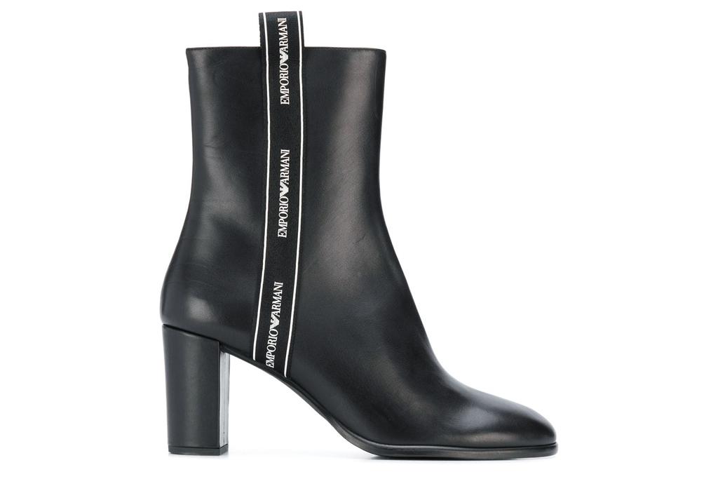 empirio armani, boots