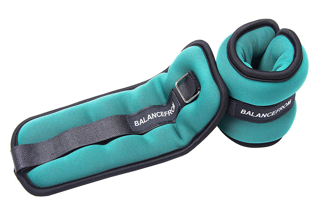 balance form ankle weights