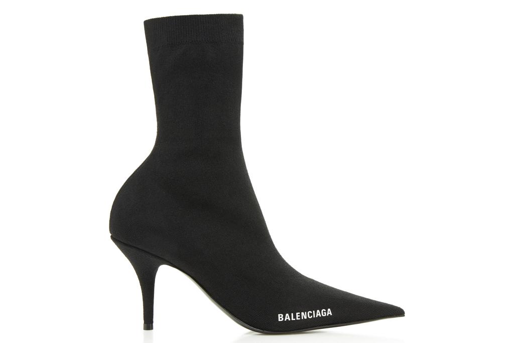 balenciaga, sock boots