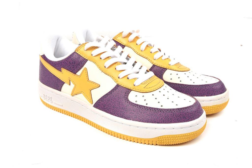 Lil Yachty Bape Bapesta Lakers