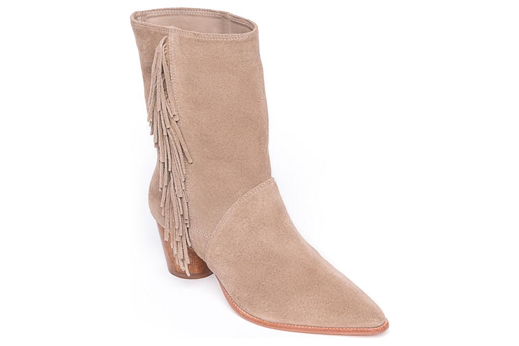 bernardo, fringe boots