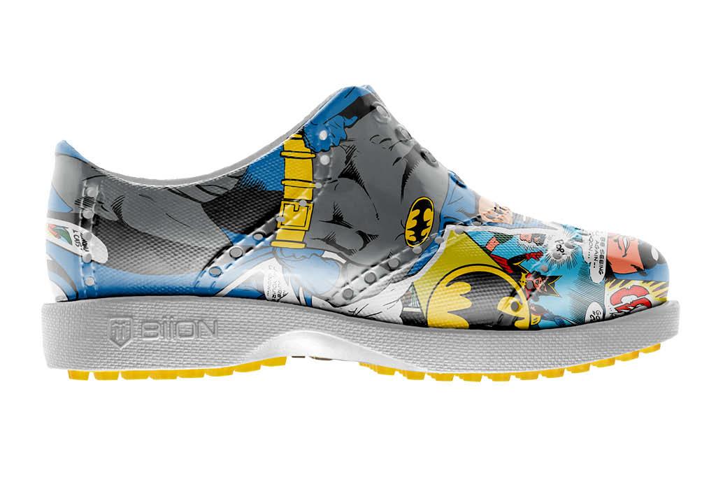 Biion Footwear batman shoes