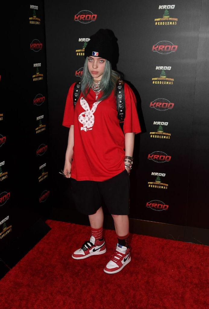 Why Billie Eilish Is The Ultimate Stay At Home Fashion Icon Eurostars Eureka News