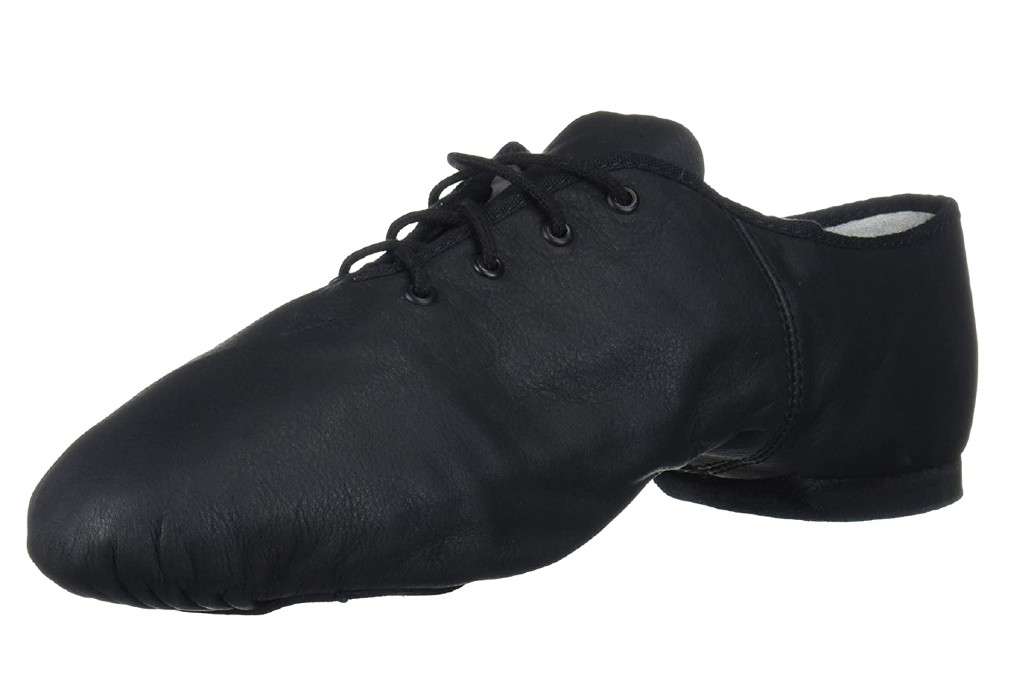 Bloch Mens Ultraflex Leather Jazz Shoes