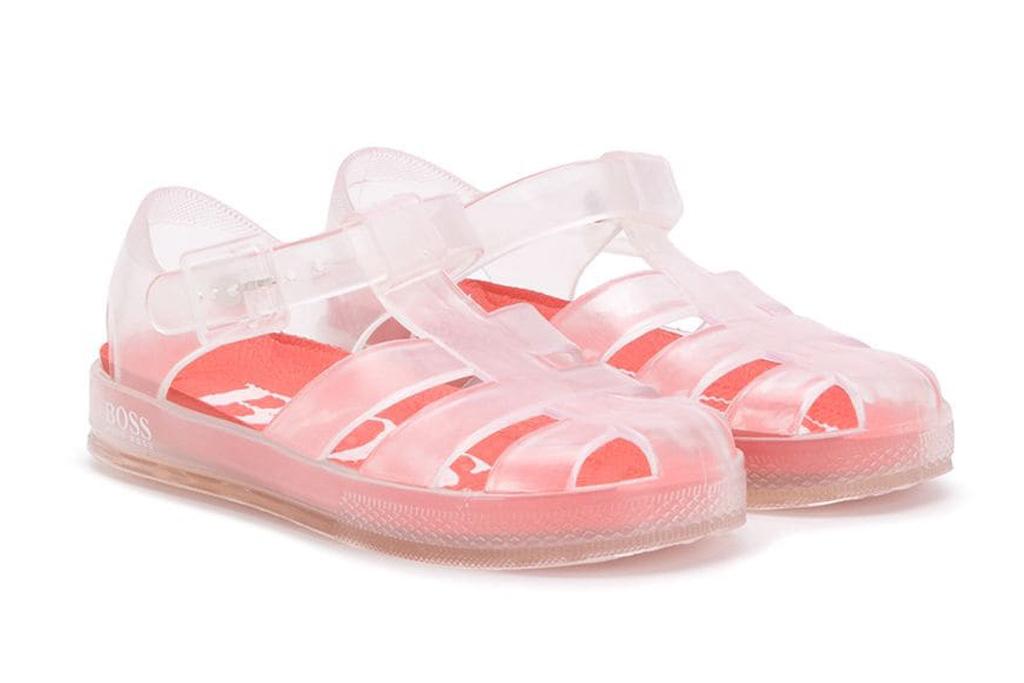 boss kids sandals