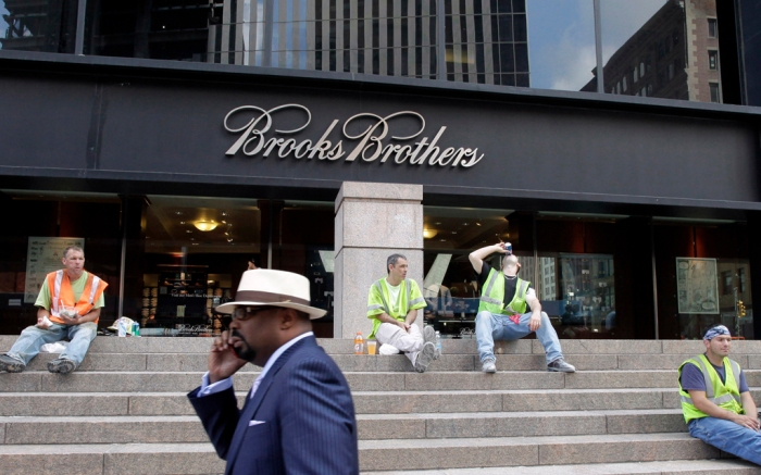 Brooks Brothers , lawsuit, brooks sports, legal filing
