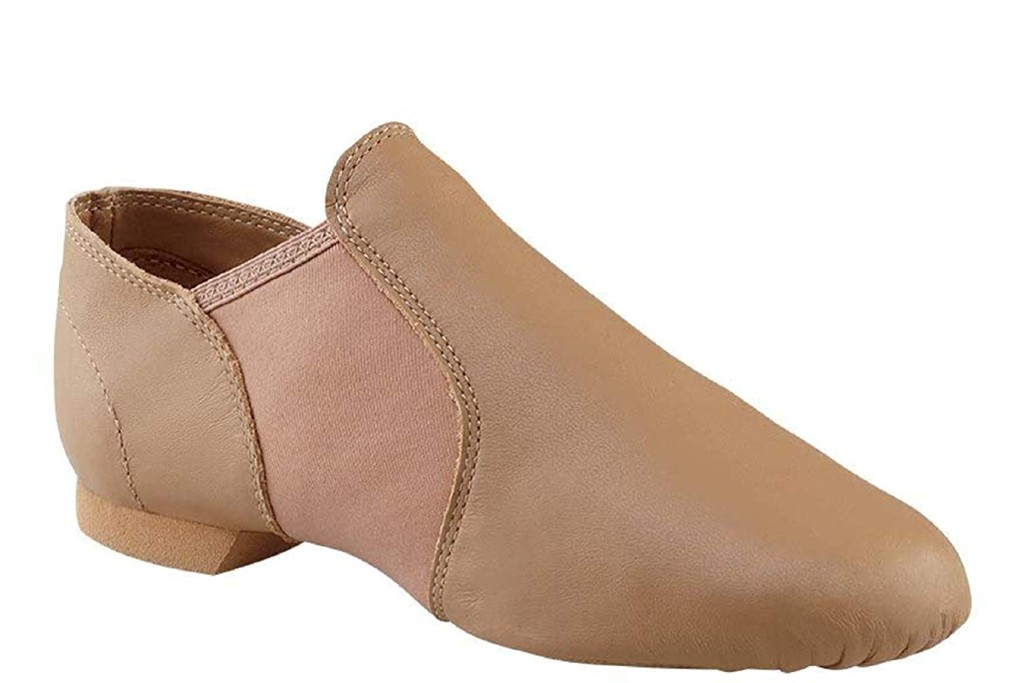 Capezio E-Series Slip-on Jazz Shoe