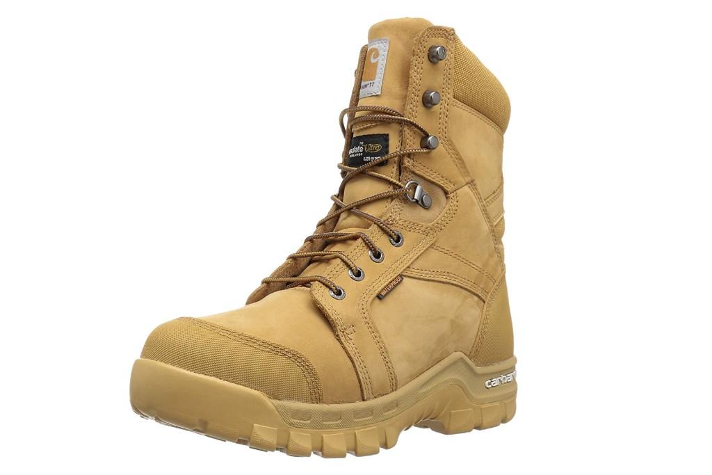 Carhartt Men's Rugged Flex Insulated Waterproof Soft Toe Work Boot