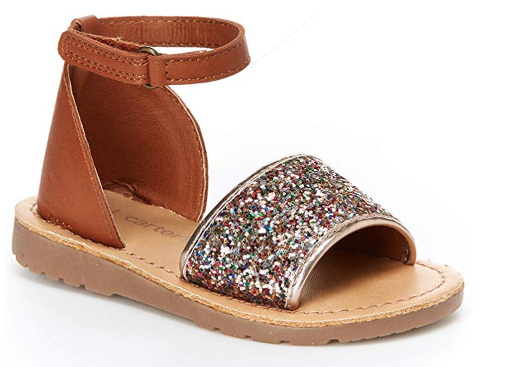 carters, girls, sandals