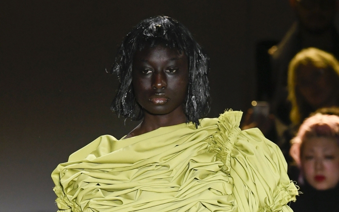 Comme des Garcons, fall 2020, paris fashion week,