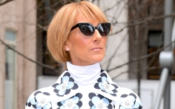 celine dion, nyc, street style, march