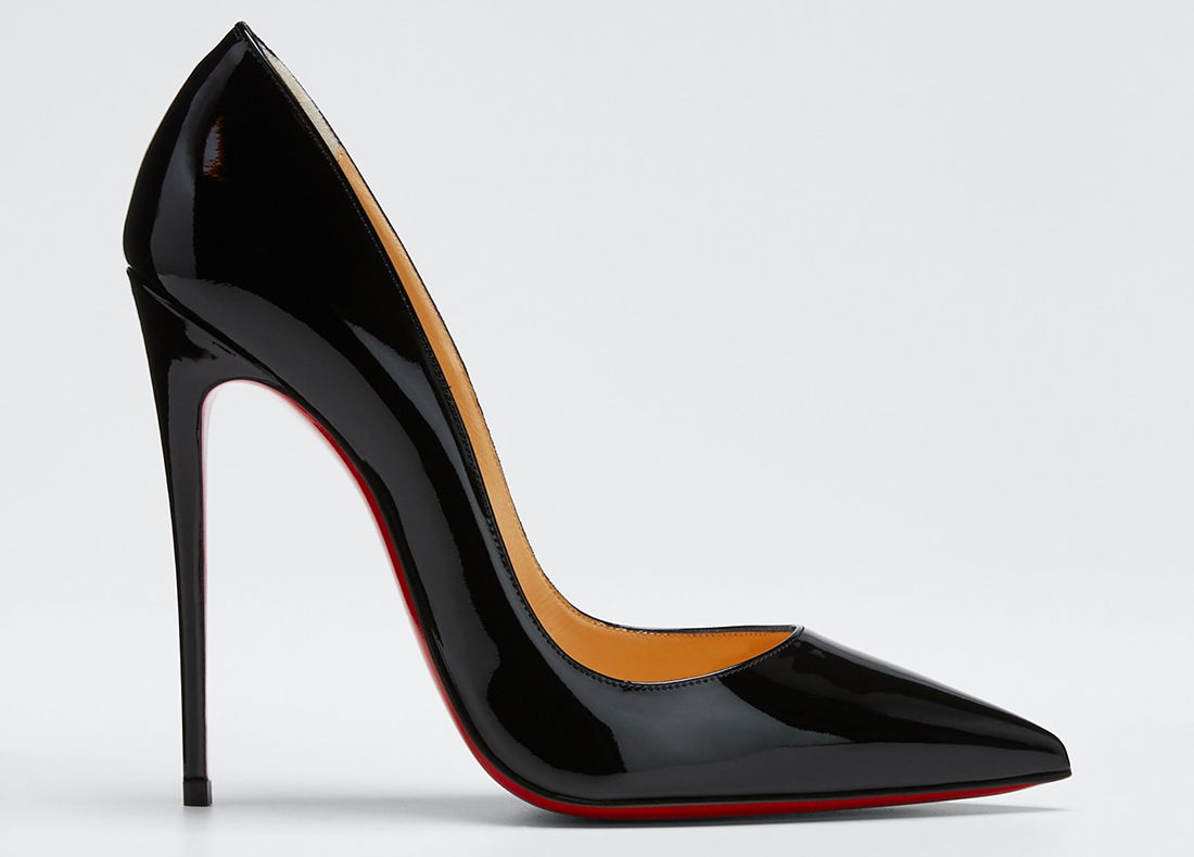 christian louboutin, so kate, pumps