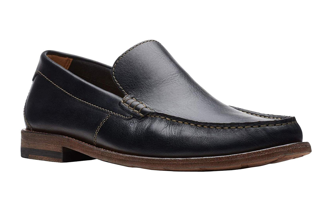 clarks, loafers